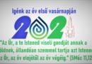 Igehirdetések Szigetlankán – Szemmel tart – 5Móz 11,12
