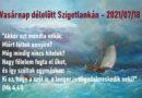 Igehirdetések Szigetlankán – Mk 4,40-41