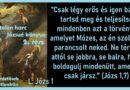 Igehirdetések Szigetlankán – Végtelen harc – 2. rész – Józs 1,7