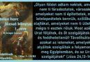 Igehirdetések Szigetlankán – Végtelen harc – 1. rész – Józsué 24,13-14 (Új kenyér ünnepe)